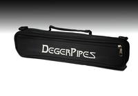 Very soft carry case for the Deger Chanter