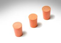 Rubber stoppers(3)