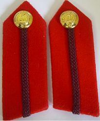 General Staff Gorgets (Service Dress)