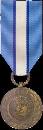 UN Cyprus Miniture Medal