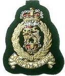AGC Beret Badge