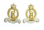 AGC SPS Officers Collar Badges