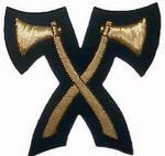 Cross Axes No1 Tunic