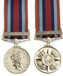 OSM Congo  Mini Medal
