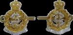 RAMC Officers Collar Badges