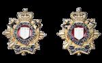 RLC Collar Badges (Service Dress)