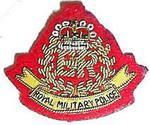 RMP Beret Badge