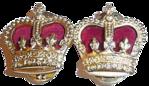 Rank Crowns (Service Dress)