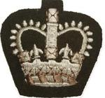 Service Dress WO2 Badge