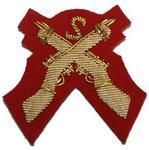 Cross Rifles SNIPER Badge