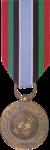 UNAMIR  Medal Mini.