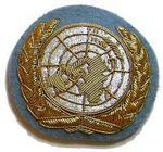 UN Beret Badge