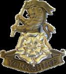 Yorkshire Regt  No2 Hat Badge
