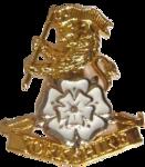 Yorkshire Regt Cap Badge