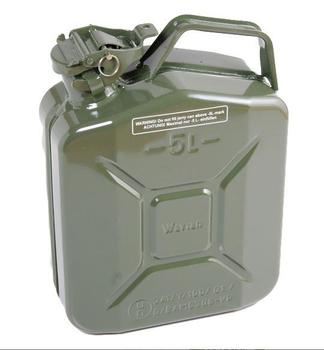 Small Steel Jerry Can Brand New High Quality 5 Litre Metal Jerry Can