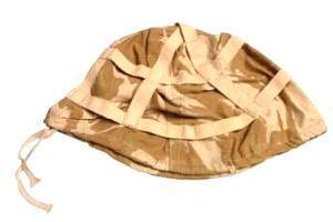 New British Army Desert DPM Helmet Cover