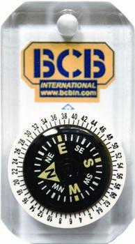 Mini Compass II BCB Elite Special Forces Survival Escape compass  CK315