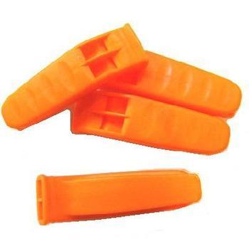 Extra Loud Orange Survival Emergency Marine Whistle