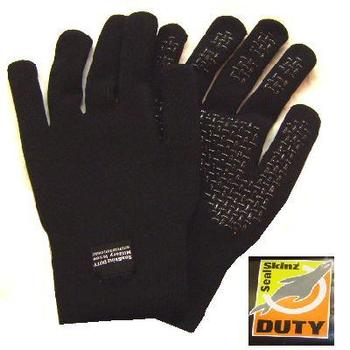 Seal Skinz Military Issue Seal-skin Waterproof and Breathable Contact gloves, New