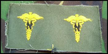 US Army Nurse Sew on Patch