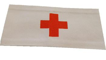 Red Cross WWII Style medic Armband Army medic or nurse