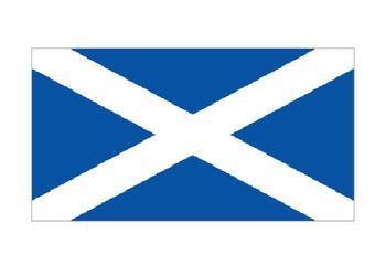 Scottish Flag St Andrews Flag 5' x 3' New Polyester