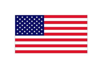 USA Flag Stars and Stripes Flag 5ft x 3ft New Polyester