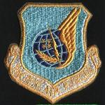 Pacific Air Force Cloth Badge