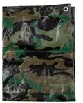 Camo Tarps Army Camouflage Woodland Camo Tarpaulins Or Groundsheets