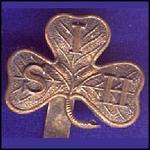 South Irish Horse Yeomanary Cap Badge