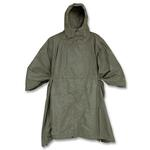 Poncho German Bundeswehr BW Military Poncho Genuine Army Issue in Used Condition
