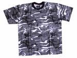 Urban TShirt 100% Cotton Quality Urban Camo T Shirts