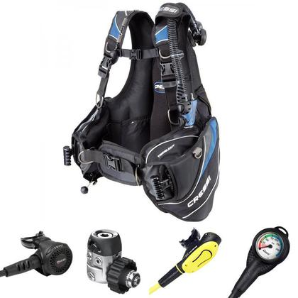 Cressi & Mares Tropical Diver Package