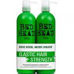 TIGI Bed Head Superfuel Elasticate Shampoo & Conditioner Tween Duo Pack 750ml x 2