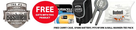Bushnell V3 Free Gifts
