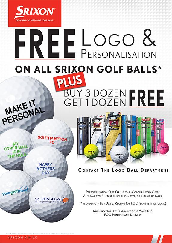 Coupons for srixon golf balls