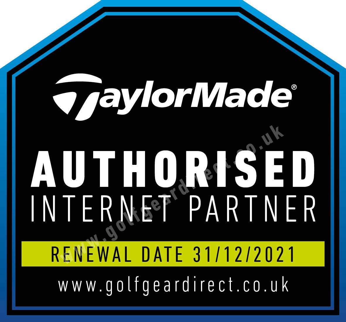 TaylorMade Golf Authorised Online Retailer