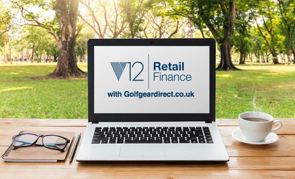 V12 Retail Finance at Golfgeardirect.co.uk