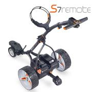 Motocaddy S7 Remote Electric Trolley - Graphite