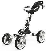 Clicgear 8.0 Golf Trolley - White