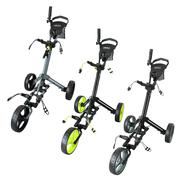 Glide Trek 6.0 Unisex 3 Wheel Trolley