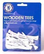 Football Team Personalised Wooden Golf Tees